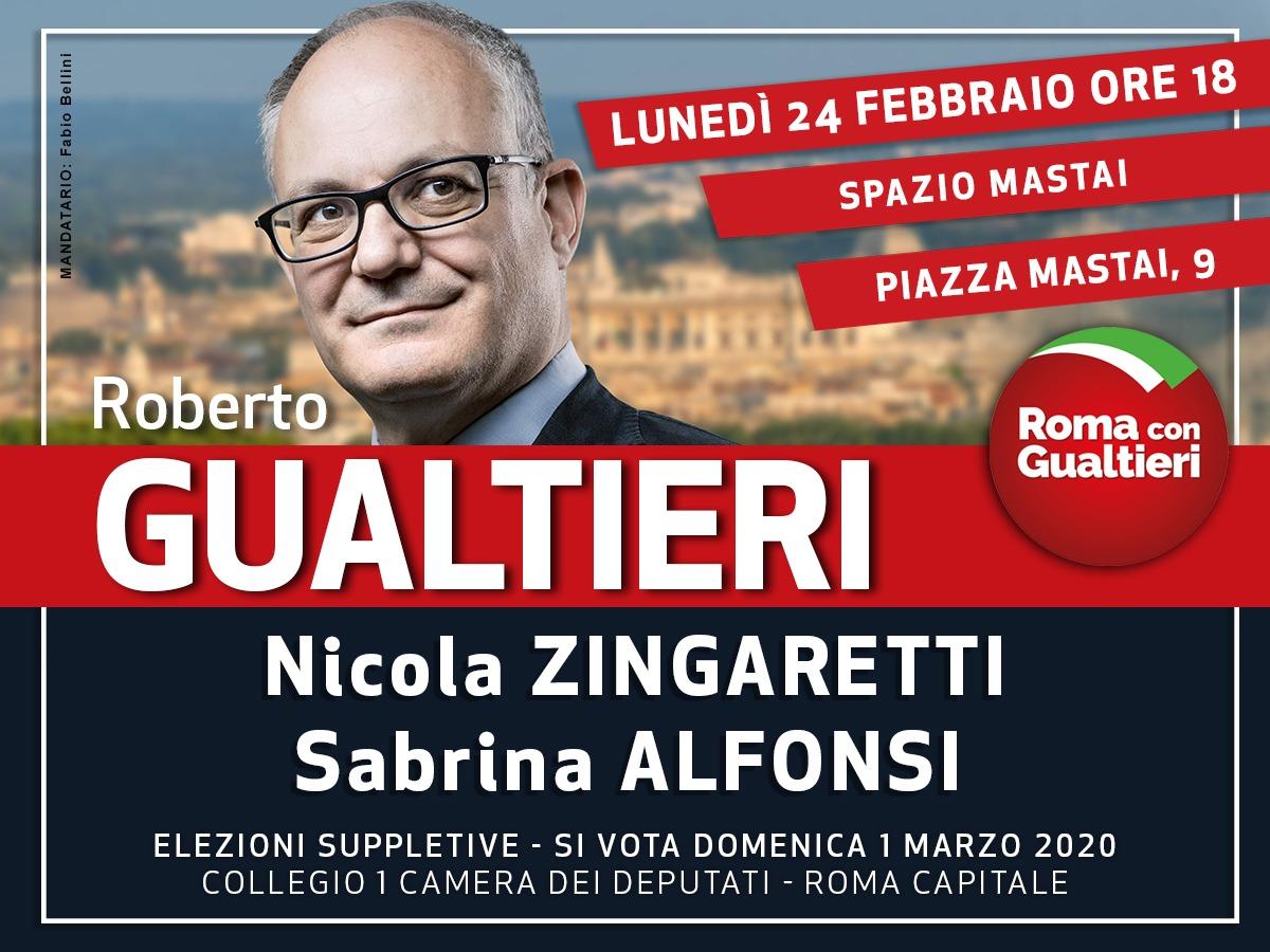 Gualtieri Piazza Mastai