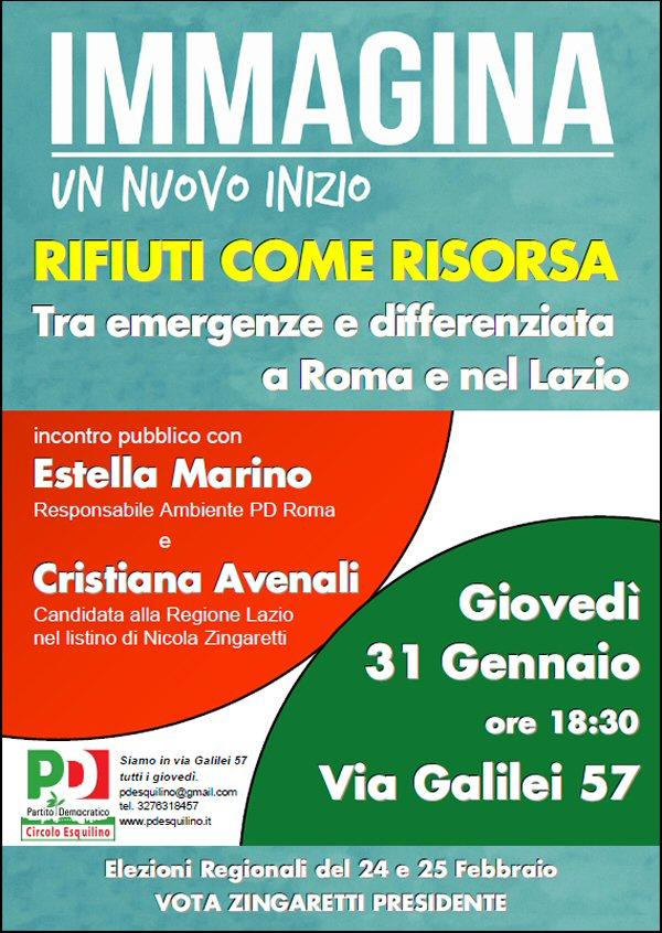 Rifiuti come risorsa, tra emergenze e differenziata a Roma e nel Lazio