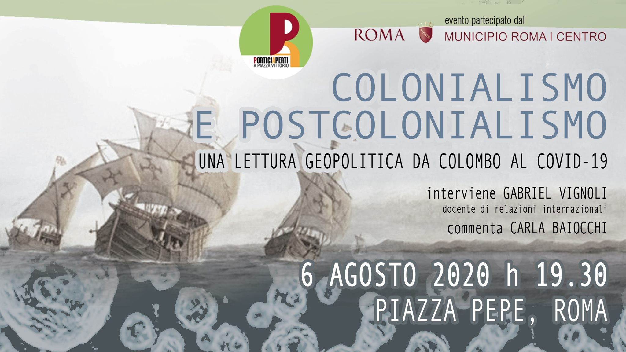 Colonialismo e post